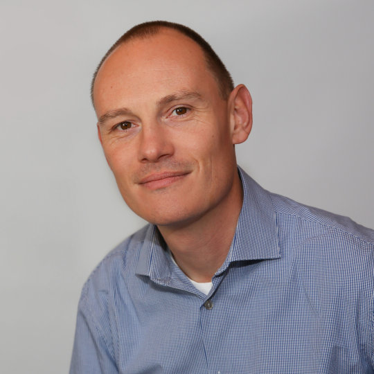 Geoff Blaber